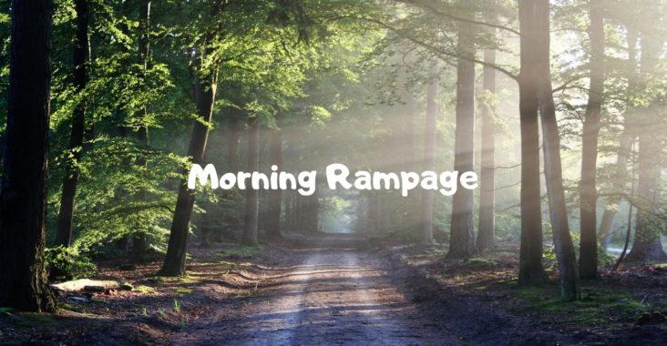 Abraham Hicks Morning Rampage Meditation