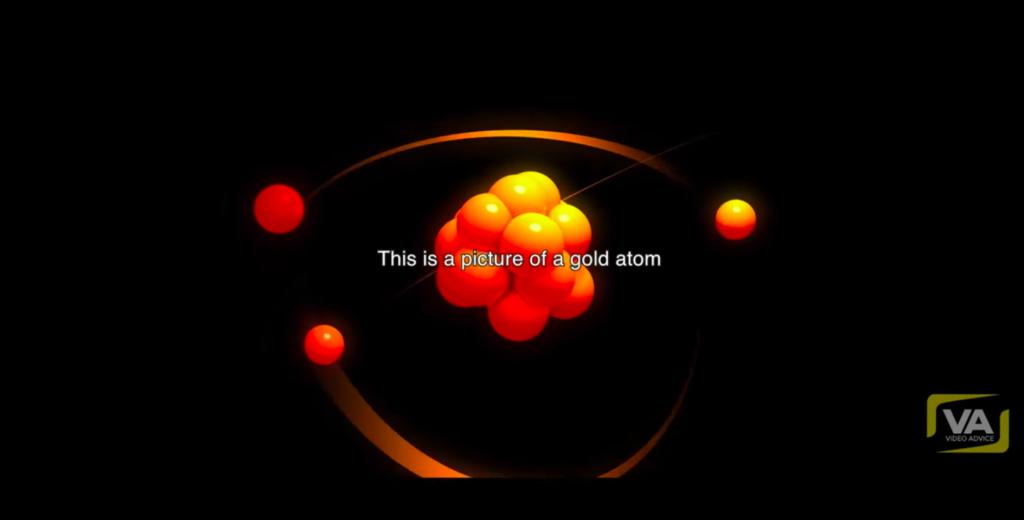 Bruce Lipton Youtube Gold Atom
